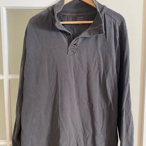 J Crew 100% long sleeve pull over